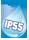 IP 55 Dichtigkeitsgrade